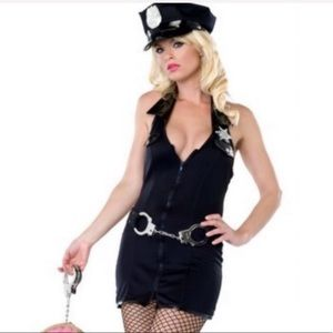 Police Officer Armed & Dangerous Costume